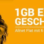winSIM: Allnet-Flat + 6GB LTE für 12,99€ sowie weitere Tarife bis 10GB LTE-Volumen + monatlich kündbar