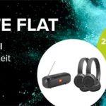 4GB LTE Allnet-FLAT + JBL Tuner + 2 x JBL TUNE 500BT für 1€ statt 168,88€ | nur 6 Monate Laufzeit