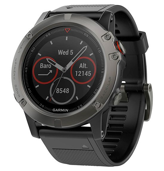 Garmin Fenix Smartwatch Angebot Deal