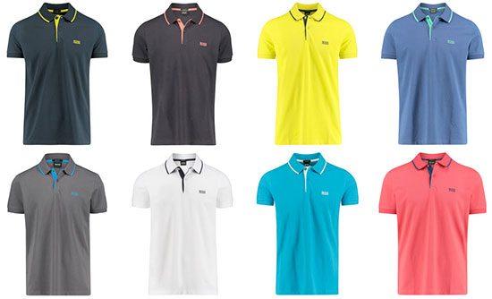 Poloshirt Boss Angebot Deal Peos 2
