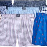 Verschiedene 3er Packs Polo Ralph Lauren Boxershorts für 54,85€ inkl. Versand