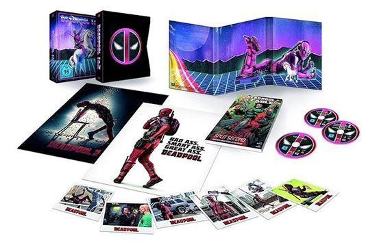 Deadpool Film Deal Angebot Unicorn Edition Limited