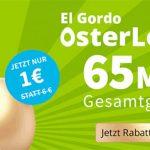 El Gordo Osterlotterie 2019 (ca. 65.000.000€ Gewinne)