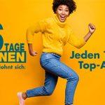 6 Tage Rennen bei Galeria – bis zu 40€ pro Einkauf sparen