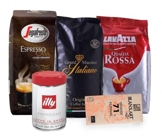 Gutschein Kaffee Kaffeebohnen Pads Kapseln
