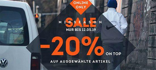 Sale Sportscheck Gutschein Angebot Sparen Rabatt