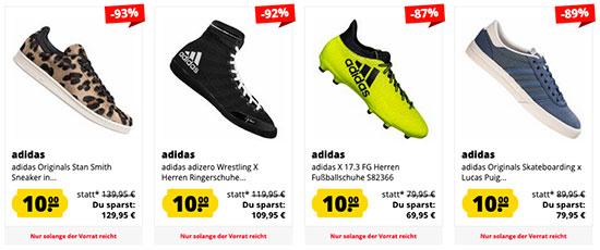 Schuhe Sale Deal Angebot