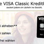 Schwarze VISA-Kreditkarte ohne Jahresgebühr, dauerhaft kostenlos – Apple Pay fähig + 30€ Startguthaben