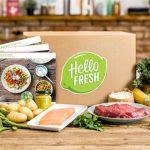 HelloFresh Boxen mit bis zu 58% Rabatt