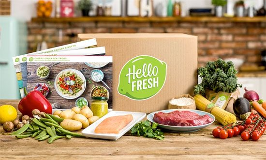 HelloFresh Kochboxen Angebot Deal Sparen
