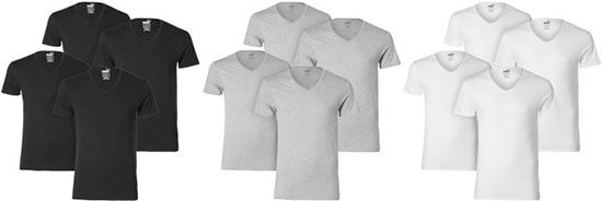 Puma Deal Basic Neck T-Shirt