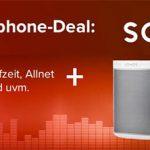 💣 Sonos Play:1 nur 125€ statt 169€ dank o2-Tarif mit 6 Monaten Laufzeit – mit Gewinn 💣