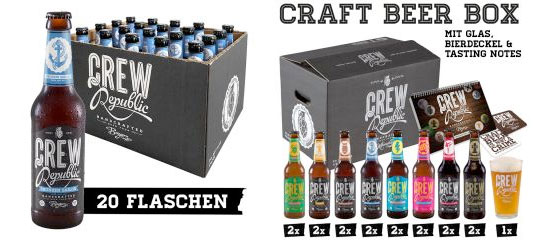 Craft Beer Deal Bier Angebot