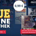 freenet Video 3 Monate für 0,99€ testen und 5€ Amazon-Gutschein geschenkt bekommen