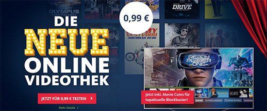 Freenet Video Deal Angebot Sparen