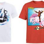 Marvel T-Shirts für 10,99€ (682 Modelle, offiziell lizenziert) + kostenloser Versand
