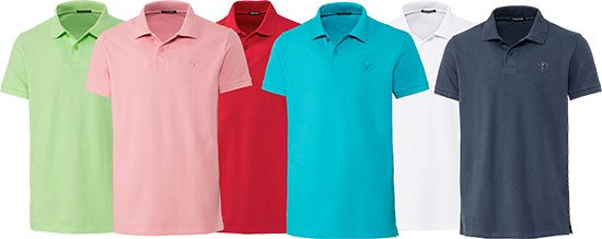 Chiemsee Polo Herren Poloshirt Deal Angebot