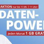 PremiumSIM: Allnet-Flat + 5GB LTE + monatlich kündbar für nur 9,99€ mtl.
