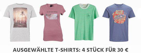 T-Shirt Jeans Direct Angebot Sparen rabatt