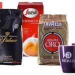 4 kg Kaffeebohnen Probierpaket + 2 Original Altezza Kaffeetassen für 49,99€ inkl. Versand