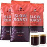 3kg Altezza Slow Roast Coffee Kaffeebohnen + zwei Kaffeegläser für 39,94€ inkl. Versand