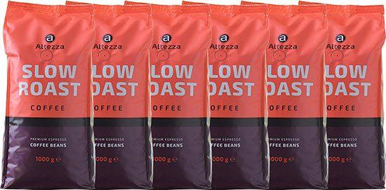Kaffeebohnen Altezza Angebot Deal Sparen