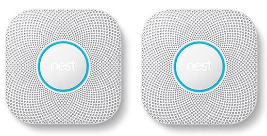 google nest protect rauchmelder kohlenmonoxidmelder deal sparen