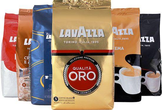 Kaffeebohnen Lavazza Deal Schnäppchen