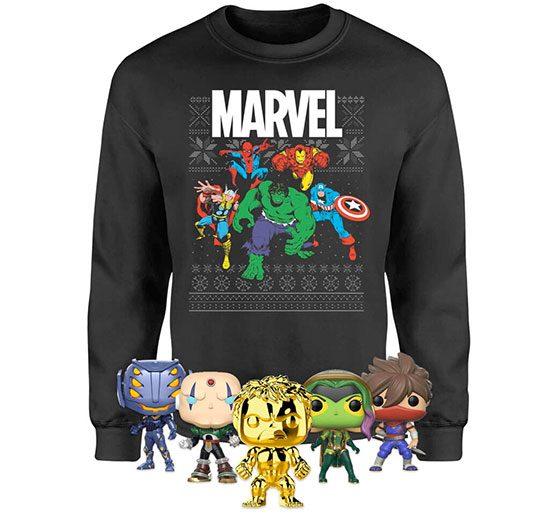 Marvel Pullover Christmas Weihnachten Bundle Deal
