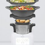 Thermomix-Alternative: Monsieur Cuisine Connect für 399,00€