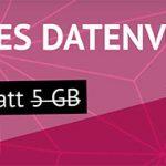handyvertrag.de: Allnet-Flat + 10GB LTE für 9,99€ mtl. + monatlich kündbar