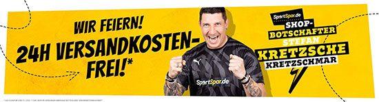 SportSpar Versandkosten Deal Sparen Angebot