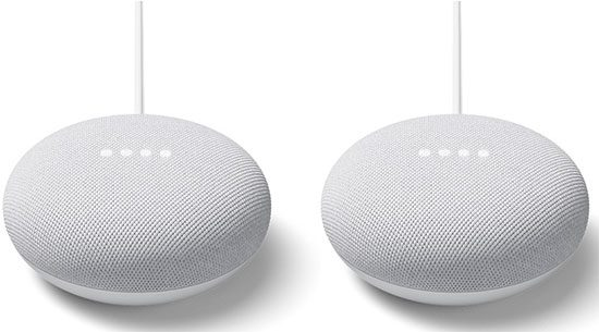Deal Sparen Google Home Nest Mini Sprachassistent