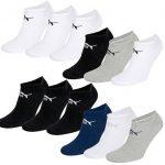 18 Paar PUMA unisex Sneaker Clyde Socken für 29,99€ inkl. Versand