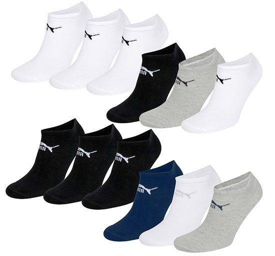 Socken Puma Angebot Sneaker Quarter Clyde