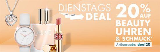 Uhren Schmuck Galeria Sparen Beauty Parfüm
