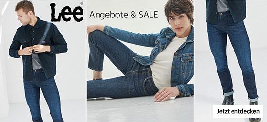 Jeans Sale Lee Angebot Shorts Deal