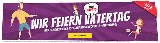 Gutschein Sportspar Deal Vatertag Herrenartikel