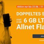 winSIM: Allnet-Flat + 6GB LTE für 7,99€ + mtl. kündbar + 10€ Wechselbonus