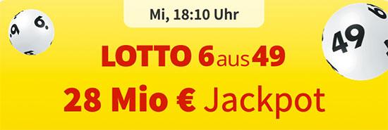 Lottozahlengenerator 6 Aus 49