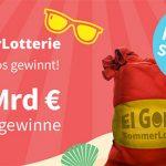 El Gordo Sommerlotterie 2020 (1,2 Mrd. € Gewinne)