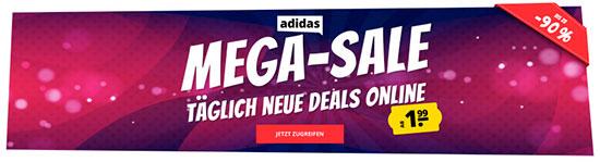 Adidas Sale mit hohen Rabatten