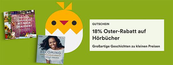 Thalia Gutschein Rabatt Hörbücher